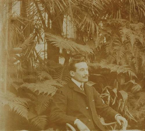 Raymond Crombez - jardin d'hiver - Orcq 1907.jpg