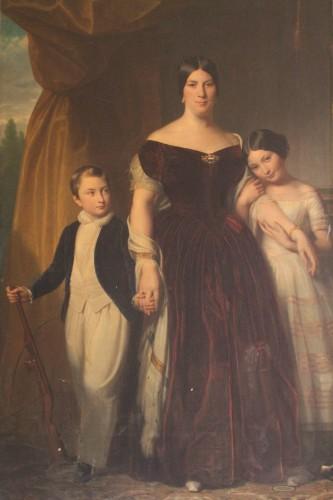 DE CLERCQ - IMG_0717 - Mme DE CLERCQ et ses enfants - ORIGINAL JUIN.jpg